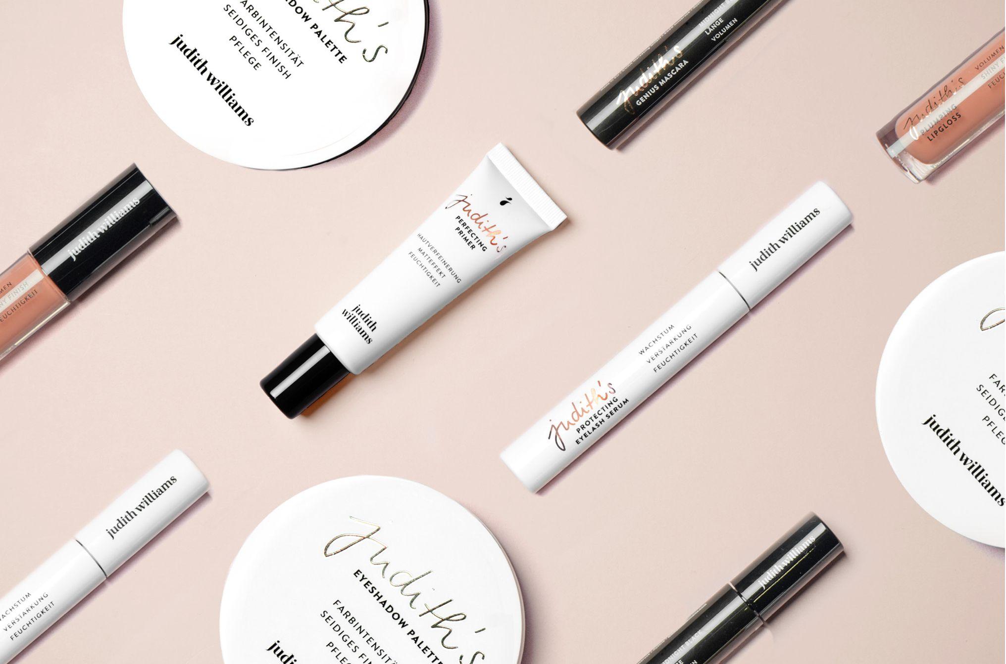 """""""Judith's"""" Favorites! Judith  Williams und Zeichen & Wunder präsentieren exklusive Kosmetikmarke für dm-drogerie markt"""