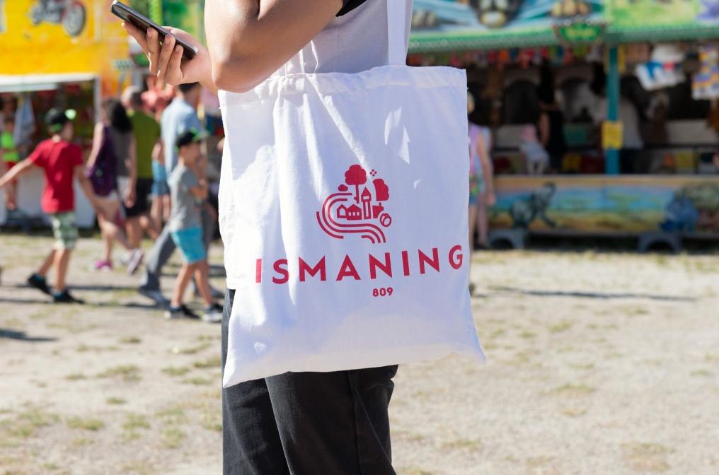 Gemeinde Ismaning Brand Design
