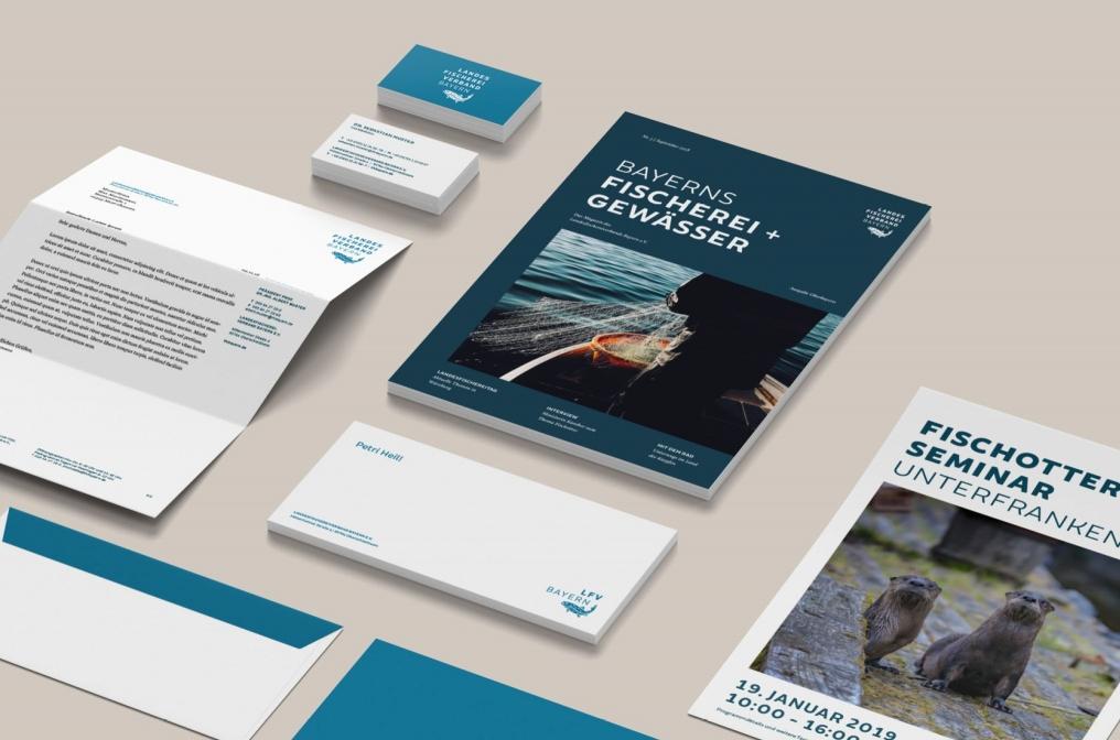 Landesfrischereiverband Bayern Design